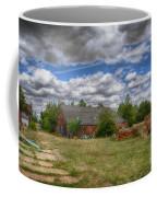 Rats Castle Farmyard  Coffee Mug