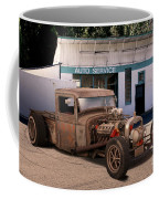 Raunchy Rat Rod Pickup Coffee Mug