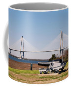 Ravanel Bridge From The Patriot Point Coffee Mug