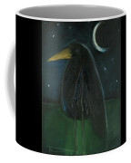 Raven By Moonlight No. 2 Coffee Mug