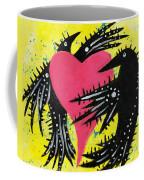 Raven Love Coffee Mug