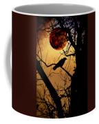 Raven Moon Coffee Mug by Bill Cannon