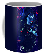 Raven Woman Coffee Mug