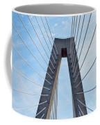 Ravenel Bridge Charleston Coffee Mug