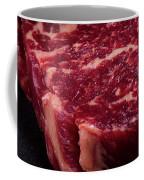 Raw Beef Steak Coffee Mug
