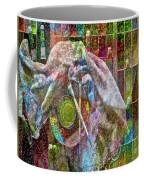 Raw Impression Coffee Mug