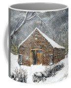 Ray Emerson's Old Barn Coffee Mug by Jack Skinner