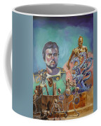 Ray Harryhausen Tribute Jason And The Argonauts Coffee Mug