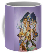 Ray Harryhausen Tribute Seventh Voyage Of Sinbad Coffee Mug