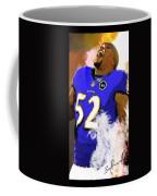 Ray Lewis  Coffee Mug
