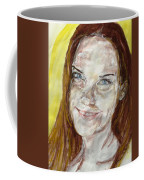 Rayah Newman, Portrait Coffee Mug
