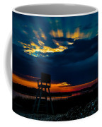 Rays Of Sunshine Coffee Mug