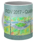 Rdv 2017 Quebec Mug Shot Coffee Mug