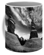 Reaching For The Clouds Coffee Mug