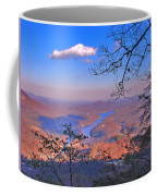 Reaching For A Cloud Coffee Mug