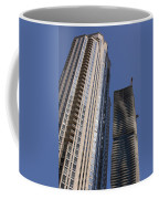 Reaching High Coffee Mug