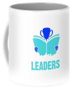 Readers Are Leaders Coffee Mug
