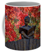 Reading Boy - Santa Fe Coffee Mug