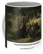 Reading Of The 1861 Manifesto Coffee Mug
