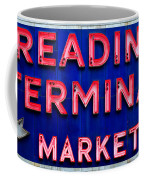 Reading Terminal Market Coffee Mug