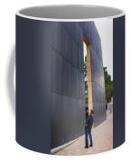 Reading The West Wall Coffee Mug