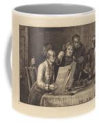 Reading The Will Coffee Mug