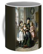Reading To The Children Coffee Mug