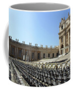 Ready For Pope's Appearance Coffee Mug