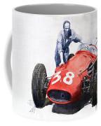 Ready For Racing Maserati 250 F Coffee Mug