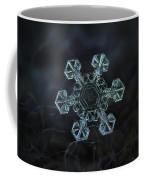 Real Snowflake - Ice Crown New Coffee Mug