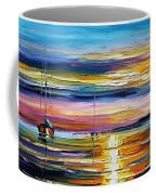 Real Sunset Coffee Mug