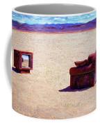 Reality T V Coffee Mug