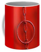 Really Red Coffee Mug