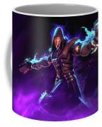 Reaper Overwatch Coffee Mug