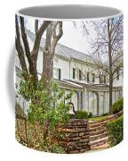 Rear Of Eisenhower Home In Gettysburg National Military Park-pennsylvania Coffee Mug