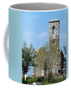 Rear View Fuerty Church And Cemetery Roscommon Ireland Coffee Mug