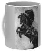 Rearing Horses Coffee Mug