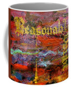 Reasonable Doubt Coffee Mug