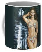 Rebecca Gayheart Coffee Mug