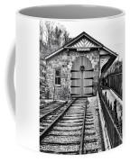 Receding Lines IIi Coffee Mug