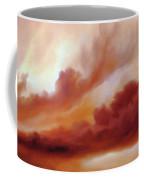 Receding Storm Sketch IIi Coffee Mug