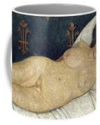 Reclining Female Nude Coffee Mug