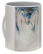 Reclining Female Nude Coffee Mug
