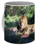 Reclining King Coffee Mug