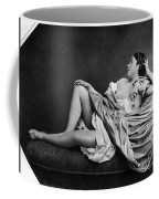 Reclining Nude, 1859 Coffee Mug