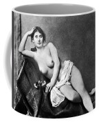 Reclining Nude, C1885 Coffee Mug