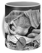 Reclining Nude, C1890 Coffee Mug