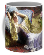 Reclining Odalisque Coffee Mug
