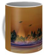 Recon Coffee Mug by Corey Ford