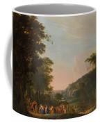 Reconciliation Of Jacob And Esau Coffee Mug